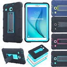 """Hybrid Armor Case Cover for Samsung Galaxy Tab E 8.0"""" T375 T377 / 9.6"""" T560 T561"""