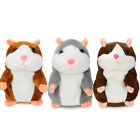 Adorable Toy Mimicry Pet Speak Talking Record Hamster Mouse Plush Kids Gift Toy