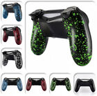 Customized Textured Soft Non-slip Back Housing Cover for PS4 Slim Pro Controller