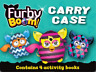 Furby Boom Activity Carry Case (Actity Carry Case), Autumn Publishing, Used; Goo