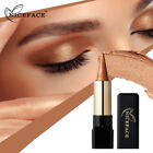 NICEFACE 20 Color Eye Shadow Stick Waterproof Eyeliner Cream Creamy Stick Makeup