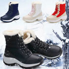 Fashion Warm Lining Joggers Women's Winter Warm High Ankle Snow Bootss