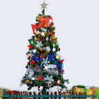 US 300 Heads 1.5M / 5 ft Artificial Green Christmas Tree + Décor Accessories