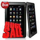 "9"" inch Google Android4.4 A33 Quad Core 512+ 8GB Dual Camera Tablet PC Black New"