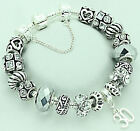 Womens Jewellery Silver Bracelet 16th 18th 21st 30th 40th 50th BIRTHDAY Gifts