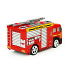 Remote Control Car RC Rescue Fire Engine Truck Red Toy For Kids Christmas Gift