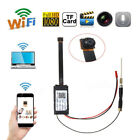 Mini WIFI 1080P HD Spy Hidden IP Camera Wireless DIY Module DV DVR NVR Nanny Cam