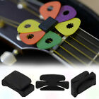 Wedgie Bass Guitar Headstock Pick Holder Rubber Pick Headstock Guitar Picks JR
