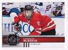 17/18 2017 UPPER DECK TEAM CANADA HOCKEY BASE SP CARDS #101-140 U-Pick From List