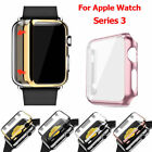 Apple Watch Series 3 Full Protect Case+Screen Protector Cover for iWatch 38/42mm