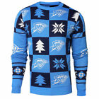NBA Basketball Oklahoma City Thunder Patches Crew Neck Sweater