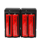 Ultrafire 18650 Battery 3000mAh Li-ion 3.7V Rechargeable Batteries + Charger USA
