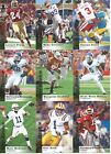 2013 Upper Deck Star Rookie Football cards - Pick the ones you want !!