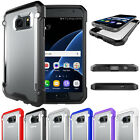 Slim Crystal Clear Shockproof Hard Bumper Case Cover For Samsung Galaxy S7/ Edge