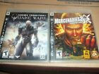 ps3 lot of games