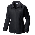 New Womens COLUMBIA Omni Heat Fairchild Ridge Full Zip Fleec