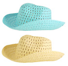 Easter Bonnet Boys GIrls Cowboy Style Hat To Decorate For Childrens Parades