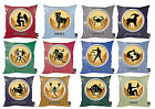 """STAR SIGN CUSHION HOROSCOPE GREAT BIRTHDAY GIFT 18"""" X 18"""" ALL SIGNS AVAILABLE"""