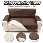 3 seat couch - 1/2/3 Person Seat Sofa Stretch Couch Furniture Protector Slipcover Waterproof