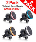 holder for gps - 360 Rotate Magnetic Car Mount Holder Air Vent Stand For Universal Cell Phone GPS
