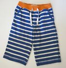 Mini Boden knit baggies bermuda long shorts crops capri beach deck 6Y summer