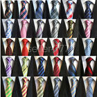 silk suits - Fashion Classic Striped Tie JACQUARD WOVEN Men Silk Suits Ties Necktie Gift