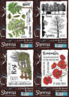 Sheena Douglass - A Little Bit Sketchy Collection - A5 or A6 Stamps