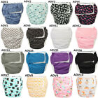"""Large Adult Cloth Diaper Nappy Reusable Insert Age Play Hook Loop 26"""" to 52"""""""