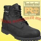 Timberland Pro Safety Boots Traditional Black Safety Work Boots Wide Fit