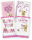 Boofle Brilliant Lovely Mummy Mum Nan Grandma Nana Wife Happy Mother's Day Card