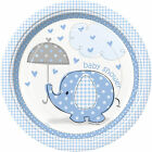 UMBRELLAPHANTS BLUE Boy New BABY SHOWER PARTY RANGE Decorations & Tableware {1C}