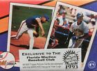 chris fill - 1993 Topps Marlins Inaugural - Pick One - Fill Your Set #200-#399 (KCR)