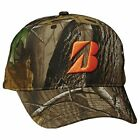 Bridgestone Real Tree Camouflage Cap (Adjustable) Golf Hat NEW