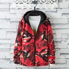 New spring men's gilt camouflage jacket on both sides men's couple jacket