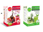 BNIB TWIN PACK SuperGreen pH & SuperRed Antiox Travel Sachets * Detox and Boost