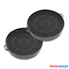 for BOSCH Charcoal Carbon Cooker Hood FILTERS 353121 Correct Thickness 43mm