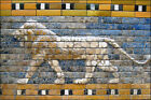 Poster, Many Sizes; Ishtar Lion Of The Procession Street Towards The Ishtar Gate