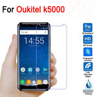 Scratch Resistant 9H Hardness Tempered Glass Screen Protector For Oukitel K5000