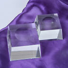 New Clear Crystal Display Stand Holder For Crystal Ball Sphere ORB Globe Stones