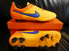 Nike Tiempo Legend V FG/Leder/orange/631518859