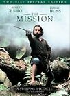The Mission  (DVD, 2003, Widescreen 2 Disc Special Edition)  Brand New