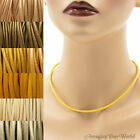 Yellow Leather Cord Necklace Custom Handmade choker to 36 inches 16 22 24 30 18+