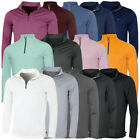 Calvin Klein Golf Mens 2020 Harlem 1/4 Zip Technical CK Sweater 28% OFF RRP