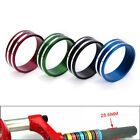 4/8pcs 10mm Fork Washer Stem Spacers Bicycle Headset Washer Raise Handlebar NEW!