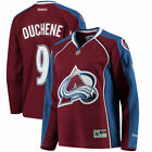 Matt Duchene Colorado Avalanche Womens Burgundy Home Premier Player Jersey