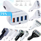 Multi 2-Port / 4-Port QC2.0 / QC3.0 USB Car Charger Adapter for iPhone Samsung