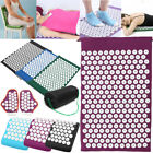 Acupressure Massage Acupressure Mat Pillow Gloves Relax Stress Pain Relief Kit