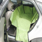Car Seat Cover Protective Pad Cats Dogs Pets Car Bedclothes Waterproof Blanket