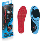 Sorbothane Full Strike Shock Stopper Insoles Impact Protection Insole rrp£27