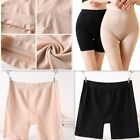 Summer Women's Seamless Safety Shorts Soft Tight Leggings Under Pants Breathable